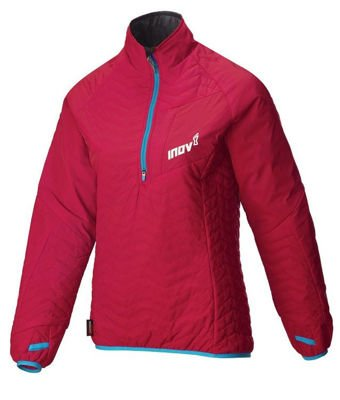 Kurtka inov-8 race elite thermoshell HZ malinowa. Damska