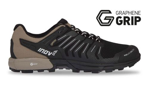 3620dbb82cd9 Buty Inov-8 Roclite 315 GTX czarno-brązowe