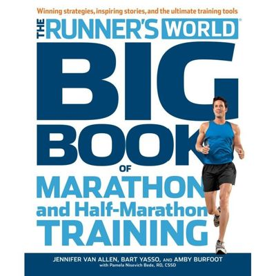 Runner's World Big Book of Marathon And Half-Marathon training