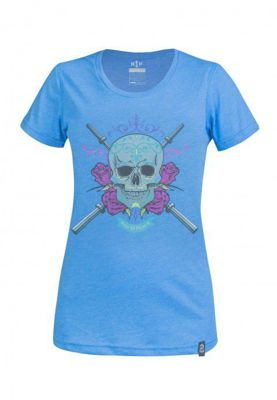 "T-SHIRT DAMSKI BARS N""ROSES Ultra Light 1092"