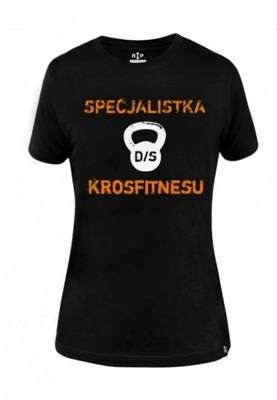 T-SHIRT DAMSKI SPECJALISTKA ULTRA LIGHT 1140