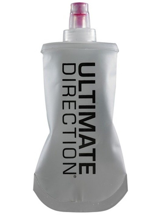Body bottle clear - miękki bidon 0.42 l Ultimate Direction