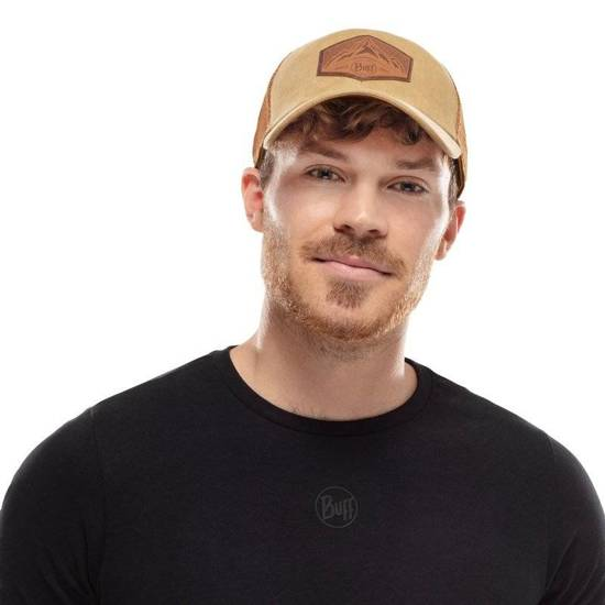 Czapka BUFF Trucker Cap Kernel Brown