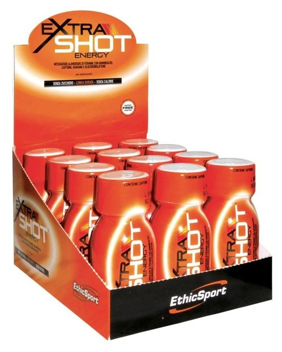 Extra Shot Energy EthicSport