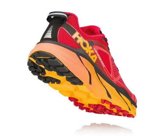 Hoka One One Challenger ATR 3 - true red/chilli pepper