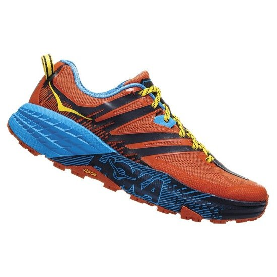 Hoka One One Speedgoat 3 - Nasturtium/Spicy Orange
