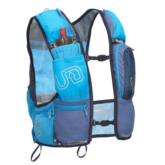 Kamizelka/Plecak Adventure Vest 4.0. Signature Blue - Ultimate Direction