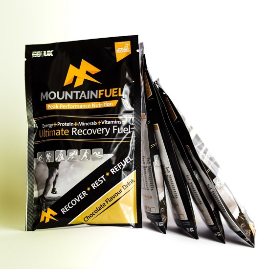 Napój Mountain Fuel Ultimate Recovery - czekoladowy 50g