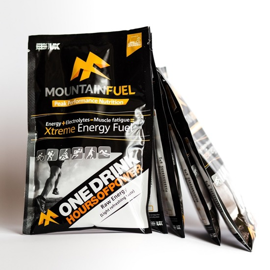 Napój Mountain Fuel Xtreme Energy - natural 50g