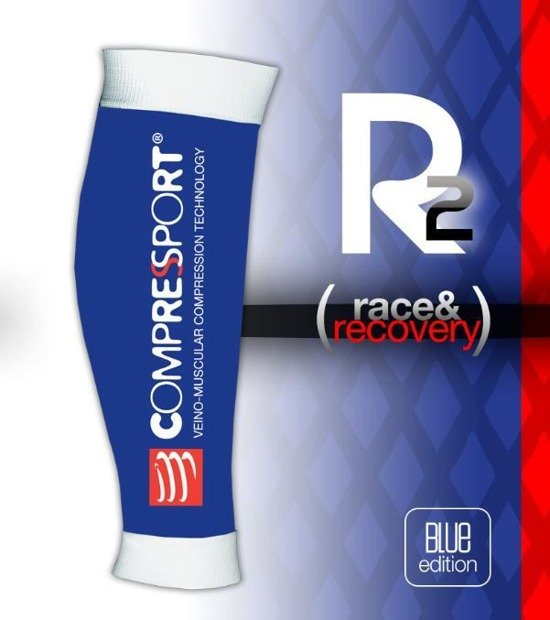 Opaski kompresyjne COMPRESSPORT R2 (Race & Recovery)