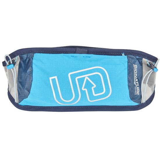 Pas biegowy Race belt 4.0 Signature blue - Ultimate Direction