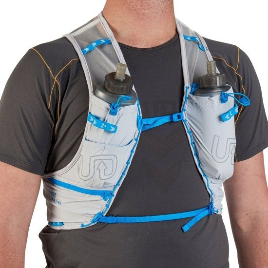 Plecak do biegania Race Vest 5.0 Signature Blue Ultimate Direction