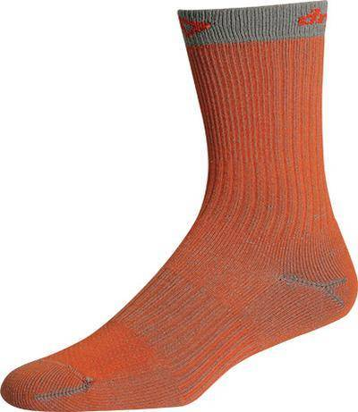 Skarpety trekkingowe Drymax Hiking HD Crew - Orange/Anthracite