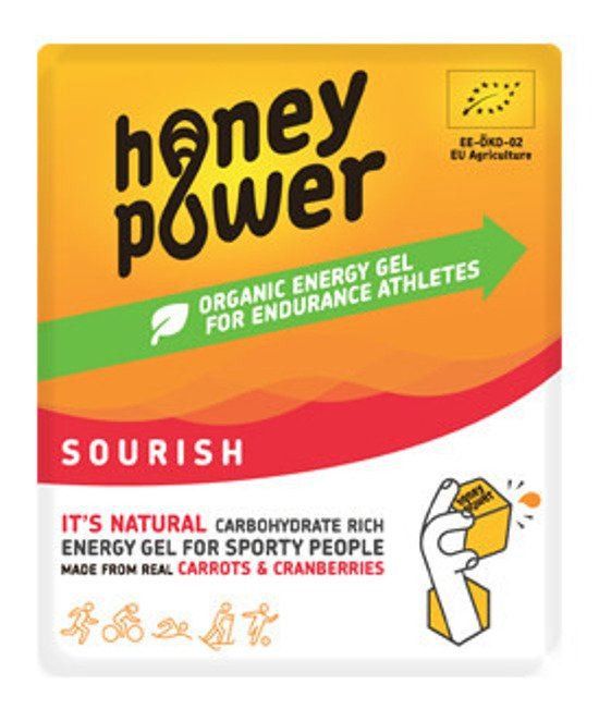 Żel Honey Power Sourish